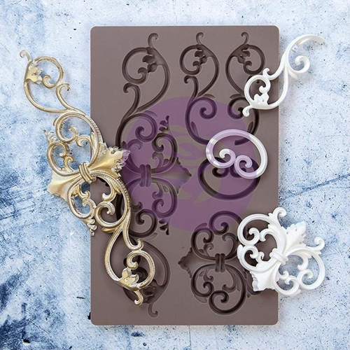 Prima Marketing TILLDEN FLOURISH Re-Design Decor Mould 632359 Preview Image