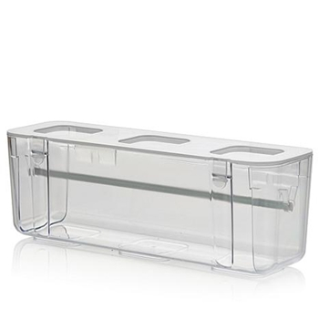 Deflecto RIBBON DISPENSER Acrylic 29321cr