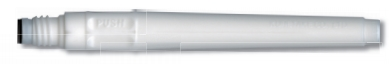 Zig REFILL CARTRIDGE Cartoonist Brush Pen White 03649 Preview Image