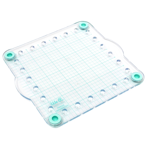 We R Memory Keepers ACRYLIC STAMPING BLOCK Precision Press Stamping Tool 660302 Preview Image