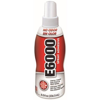 E6000 Adhesive Spray - 8 0z.