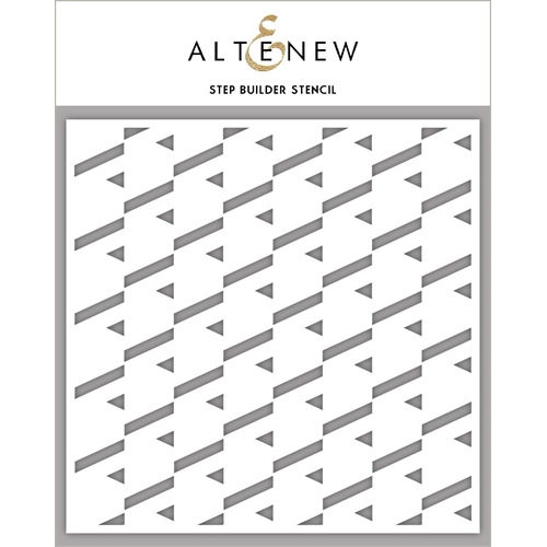 Altenew STEP BUILDER Stencil ALT2393 Preview Image