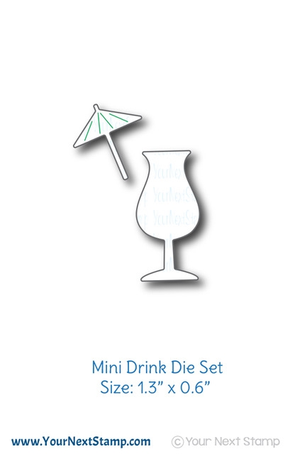 Your Next Die MINI DRINK ynsd768 zoom image