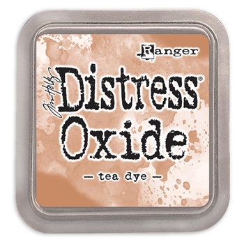 Tim Holtz Distress Oxide Ink Pad TEA DYE Ranger tdo56270