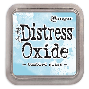 Tim Holtz Distress Oxide Ink Pad TUMBLED GLASS Ranger tdo56287