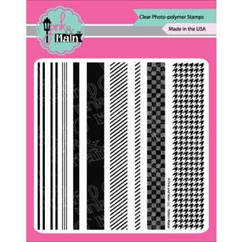 Pink and Main PATTERN MAKER Clear Stamp PM0292