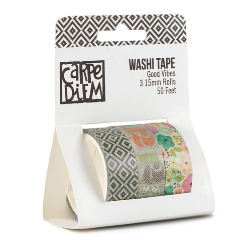 Simple Stories GOOD VIBES Washi Tape 10265* Preview Image