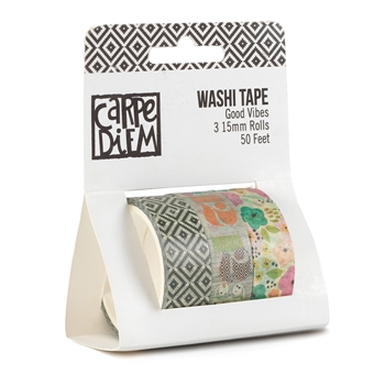 Simple Stories GOOD VIBES Washi Tape 10265*