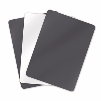 RESERVE Tim Holtz Sizzix MAGNETIC SHEETS 3x4 Three Pack 663572