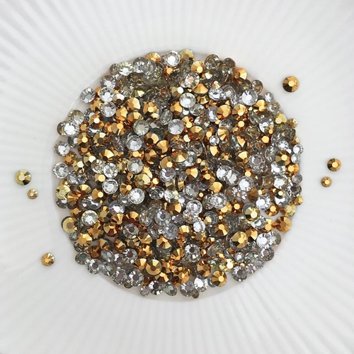 Little Things From Lucy's Cards Jewels GOLD MIX LBJ36 Preview Image
