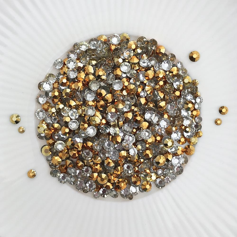 Little Things From Lucy's Cards Jewels GOLD MIX LBJ36 zoom image