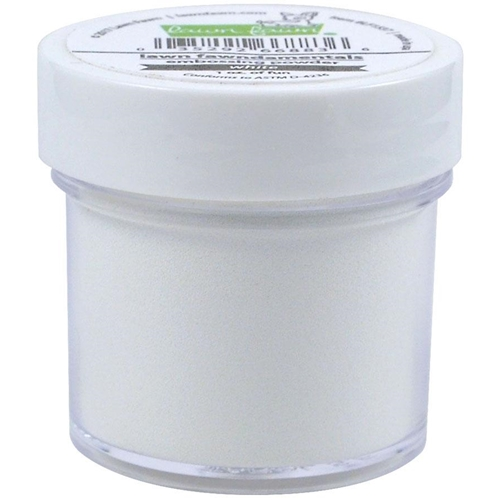 Lawn Fawn TEXTURED WHITE Embossing Powder LF1813 ** Preview Image
