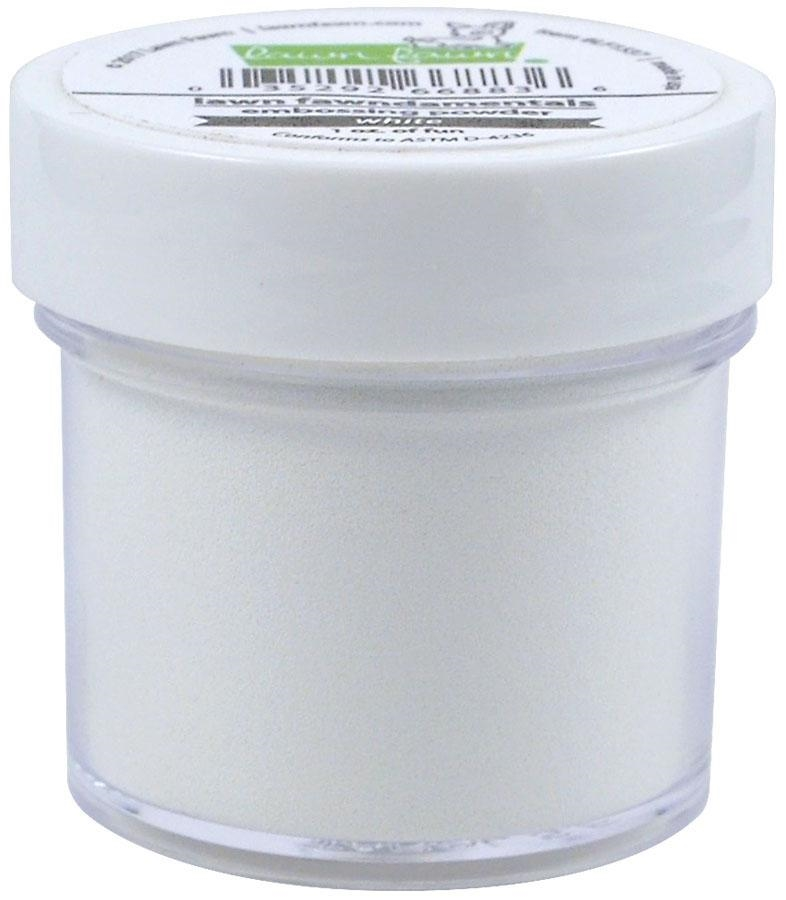 Lawn Fawn TEXTURED WHITE Embossing Powder LF1813 ** zoom image