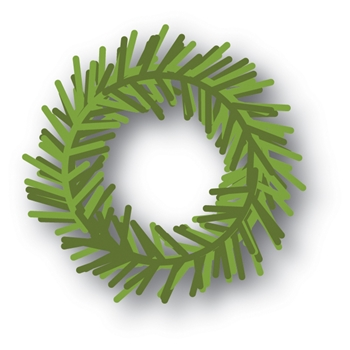 Memory Box PINE WREATH Craft Die 94029
