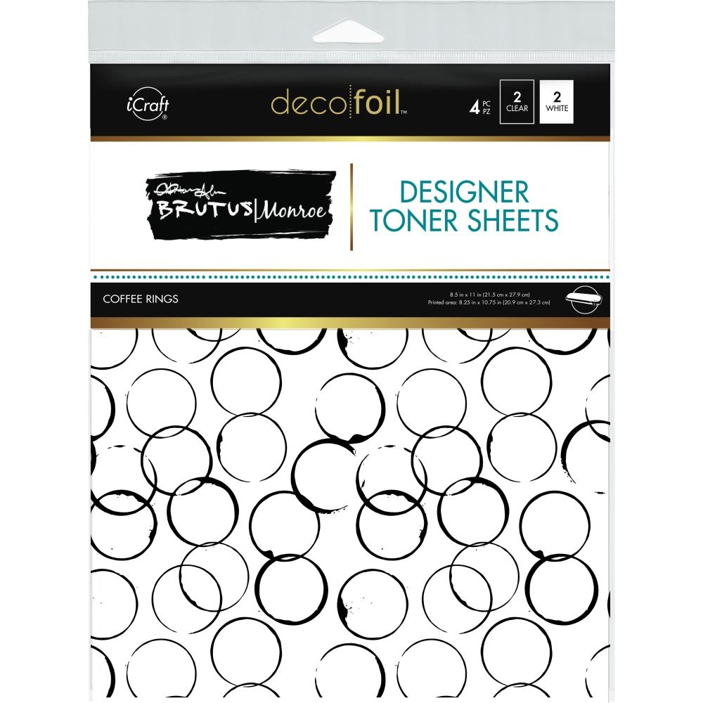 Brutus Monroe Coffee Rings Toner Sheets