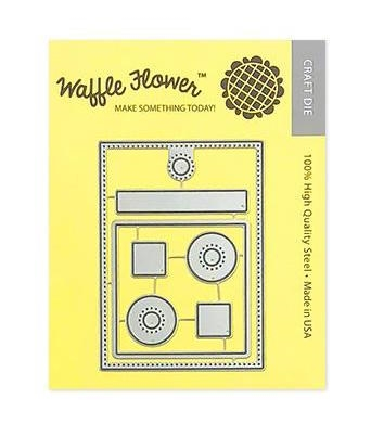 Waffle Flower SWATCH TAG DIE Set 310236 Preview Image