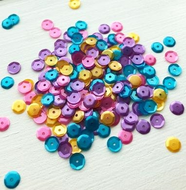 Neat and Tangled PARTY MIX Sequins NAT411 zoom image