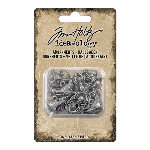 Tim Holtz Idea-ology HALLOWEEN Adornments th93717 Preview Image