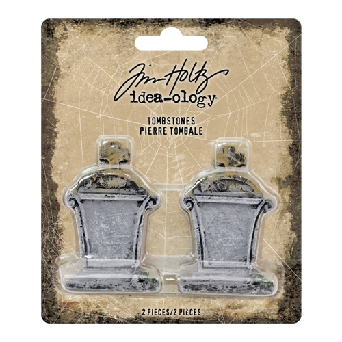 Tim Holtz Idea-ology TOMBSTONES th93736 Preview Image