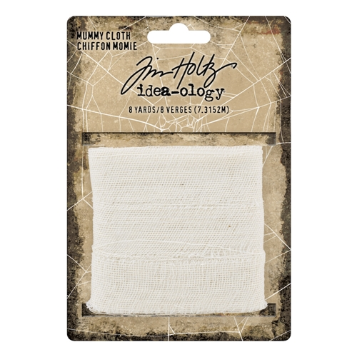 Tim Holtz Idea-ology MUMMY CLOTH th93982 Preview Image