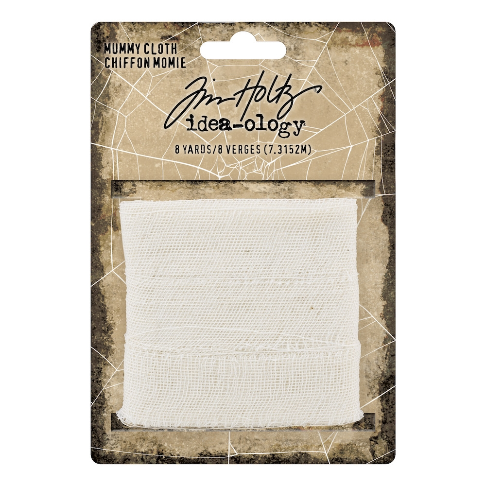 Tim Holtz Idea-ology MUMMY CLOTH th93982 zoom image