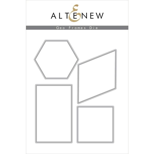 Altenew GEO FRAMES Dies ALT2477 Preview Image