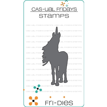 CAS-ual Fridays UNICORN Fri-Dies CFD1812
