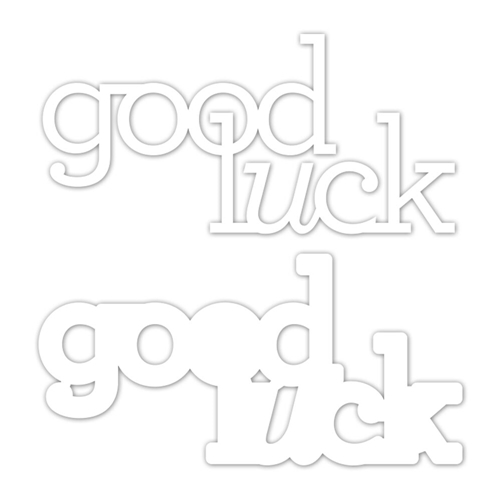 CZ Design Wafer Dies GOOD LUCK czd35 Preview Image