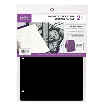 Crafter's Companion 8.5 x 11 LARGE MAGNETIC STORAGE PANELS cc-magstor-lg2