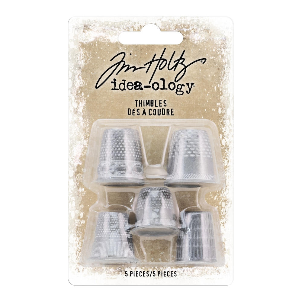 Tim Holtz Idea-ology THIMBLES th93791 zoom image
