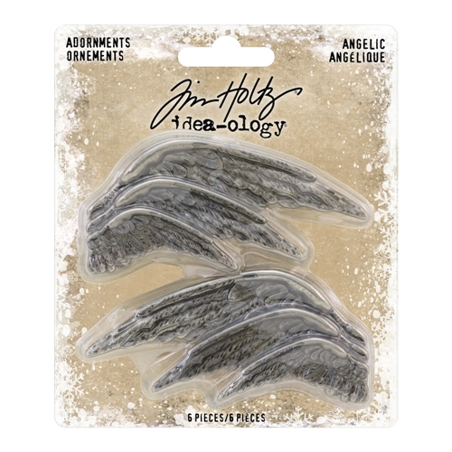 Tim Holtz Idea-ology ANGELIC Adornments th93773 Preview Image