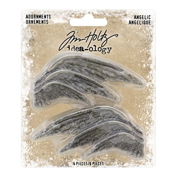 Tim Holtz Idea-ology ANGELIC Adornments th93773