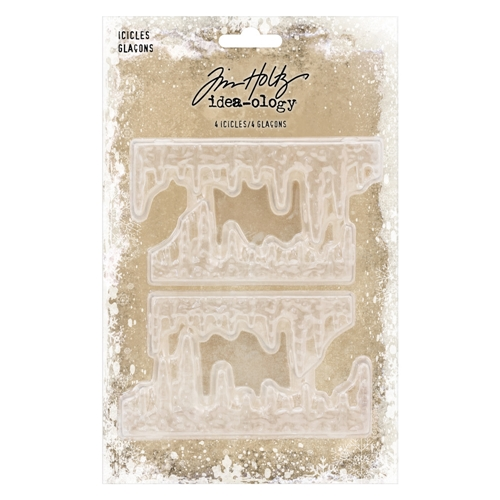 Tim Holtz Idea-ology ICICLES th93778 Preview Image