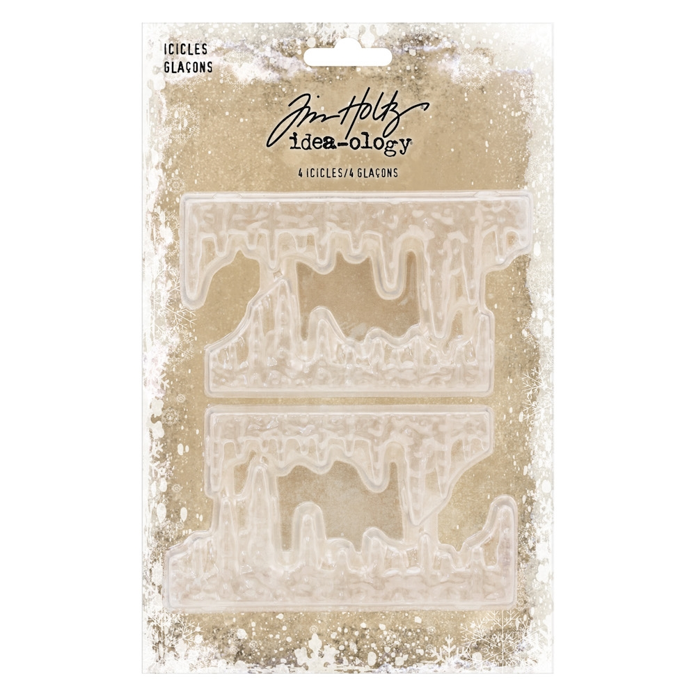 Tim Holtz Idea-ology ICICLES th93778 zoom image