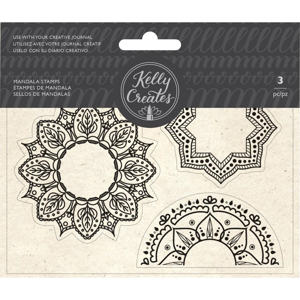 Kelly Creates MANDALA Clear Stamps 348279 zoom image