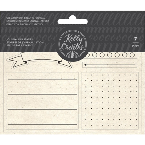 Kelly Creates JOURNALING Clear Stamps 348277 Preview Image