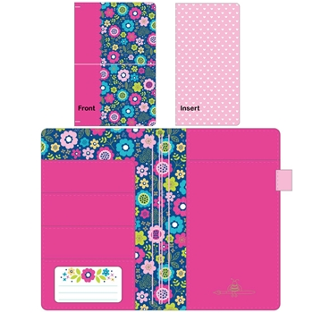 Doodlebug HELLO Daily Doodles Travel Planner 5988*