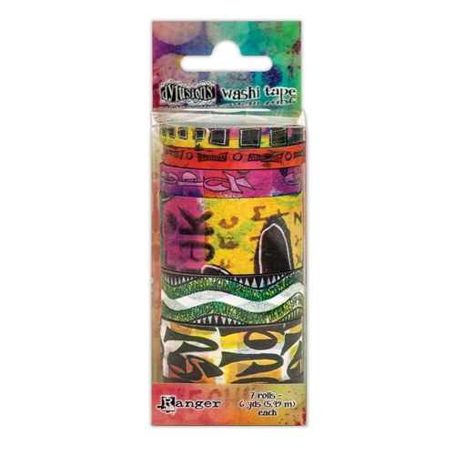 Ranger Dylusions WASHI TAPE #6 dya63391 Preview Image