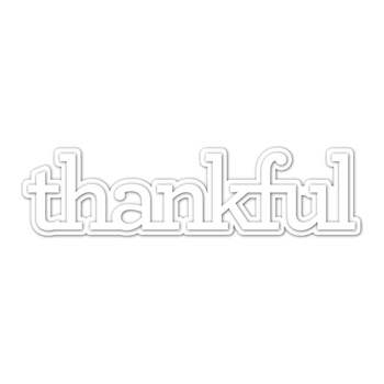 CZ Design Wafer Dies THANKFUL 1 czd37