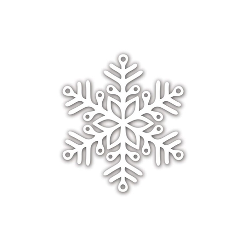 Simon Says Stamp RINA SNOWFLAKE Wafer Dies sssd111878 Fun and Festive Preview Image