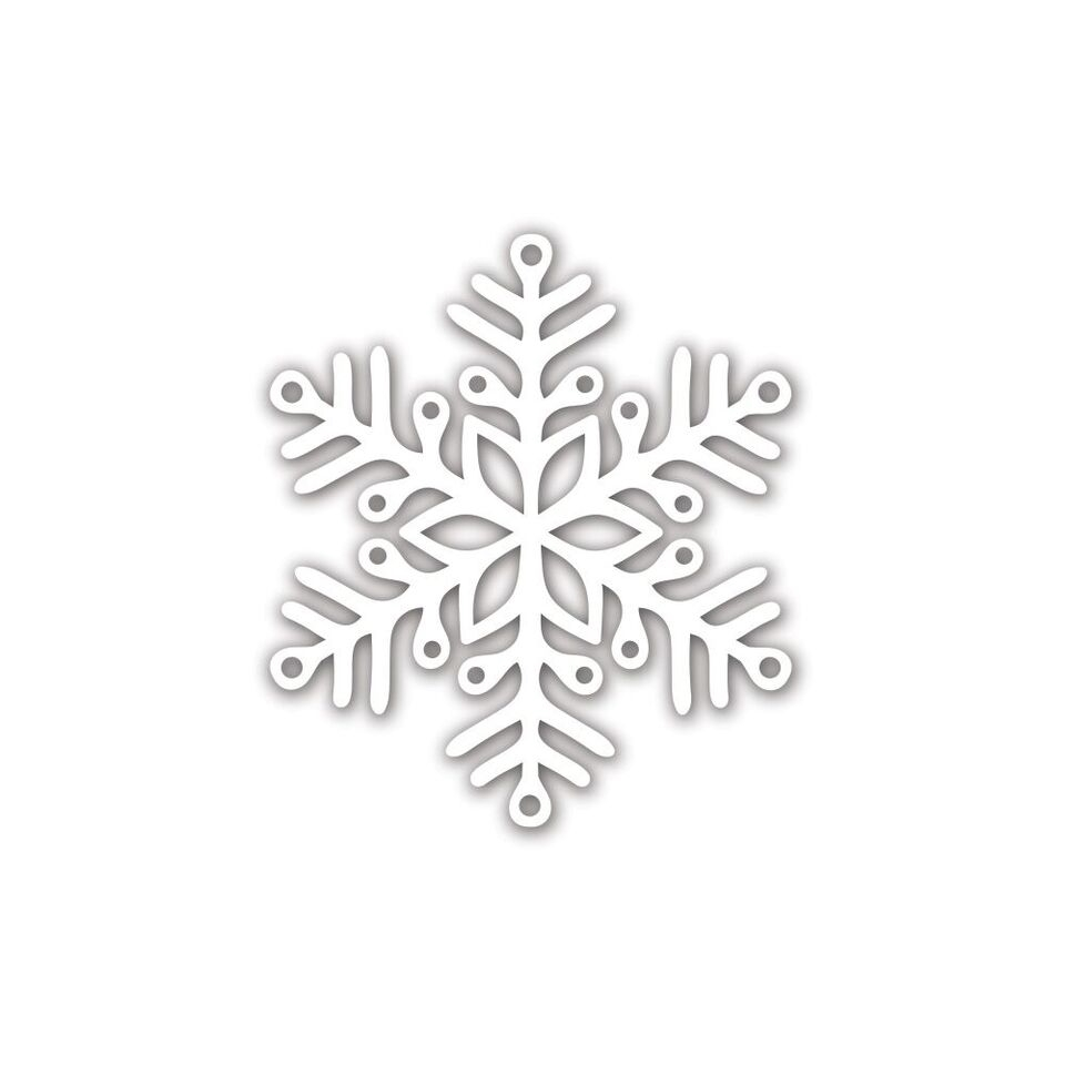 Simon Says Stamp RINA SNOWFLAKE Wafer Dies sssd111878 Fun and Festive zoom image