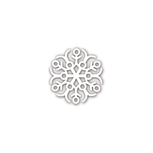 Simon Says Stamp KADYN SNOWFLAKE Wafer Dies sssd111877 Fun and Festive Preview Image