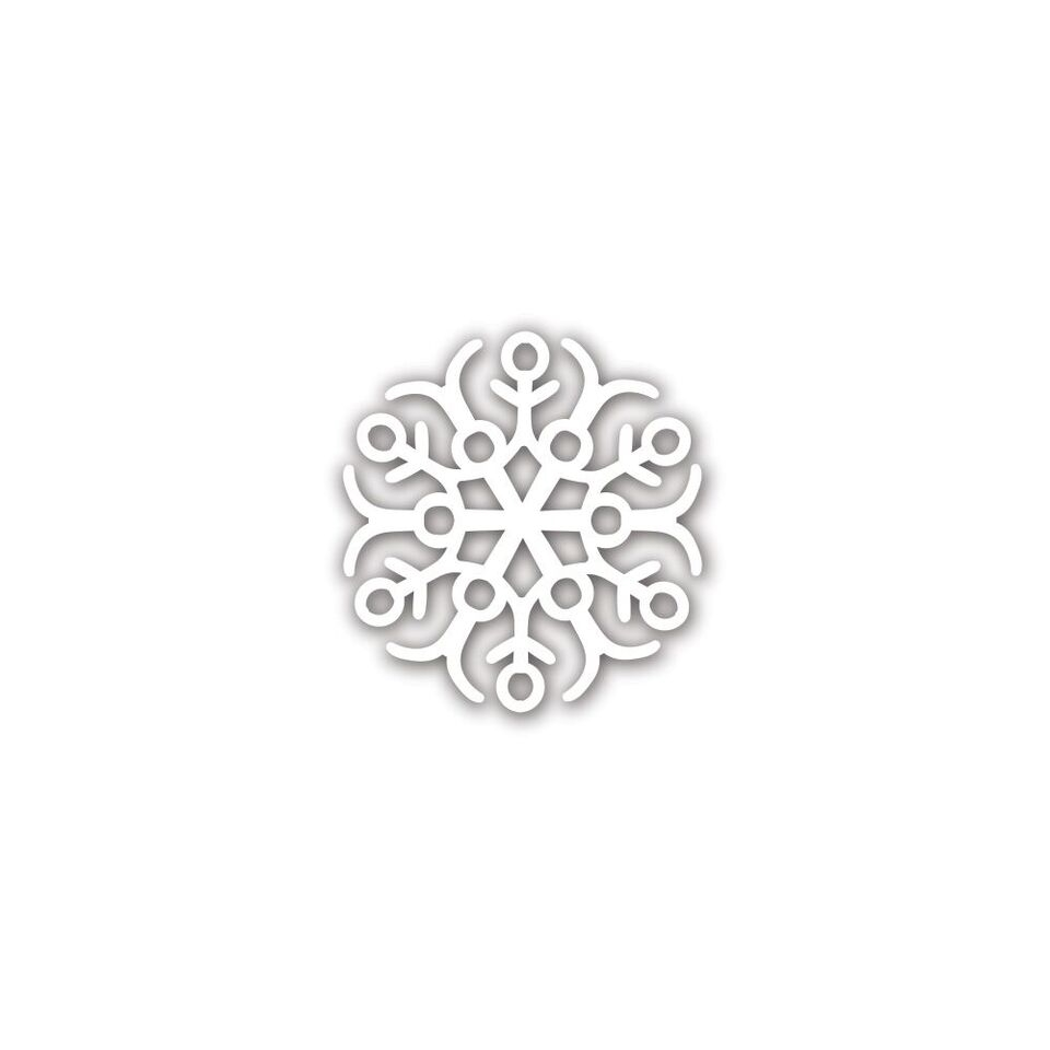 Simon Says Stamp KADYN SNOWFLAKE Wafer Dies sssd111877 Fun and Festive zoom image