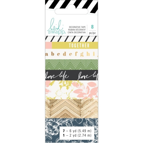 Heidi Swapp EMERSON LANE Washi Tape 314433 Preview Image