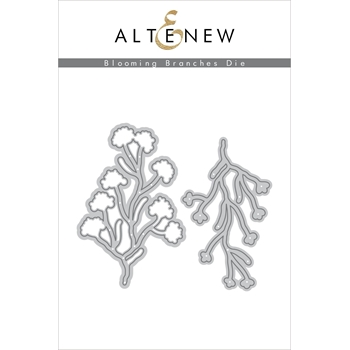 Altenew BLOOMING BRANCHES Dies ALT2677