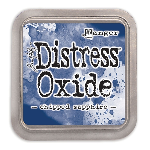 Tim Holtz Distress Oxide Ink Pad CHIPPED SAPPHIRE Ranger tdo55884 Preview Image