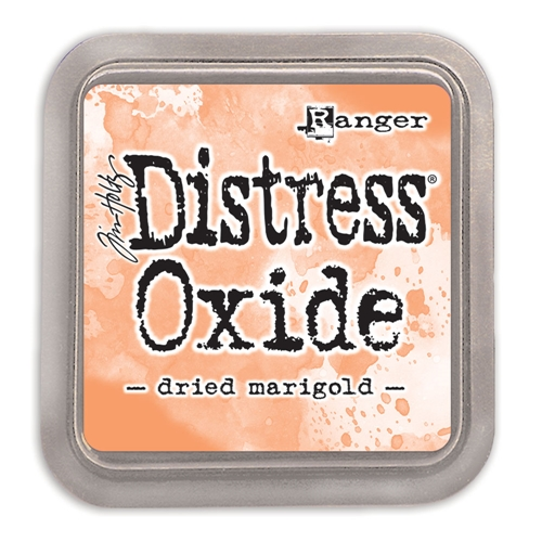 Tim Holtz Distress Oxide Ink Pad DRIED MARIGOLD Ranger tdo55914 Preview Image