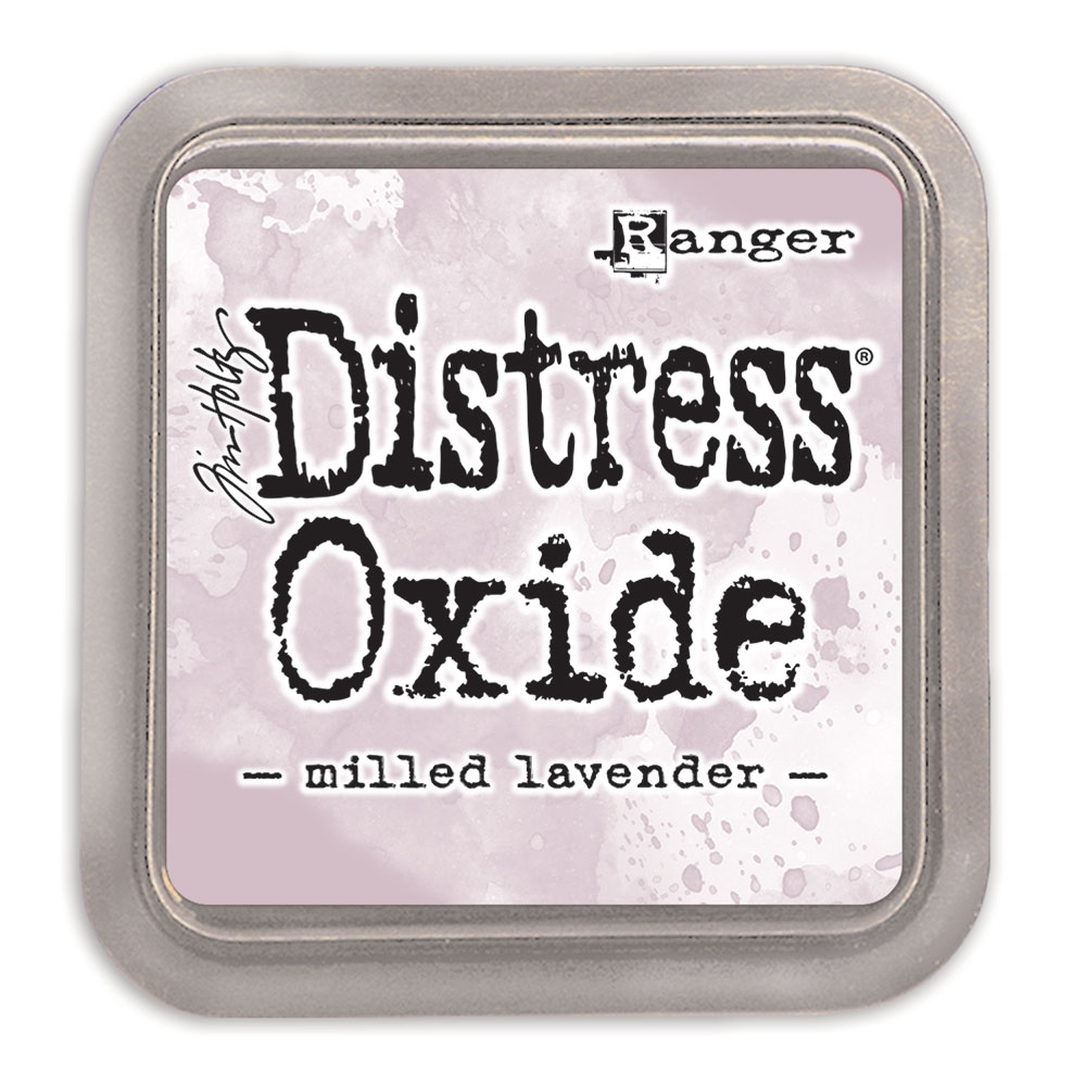 Tim Holtz Distress Oxide Ink Pad MILLED LAVENDER