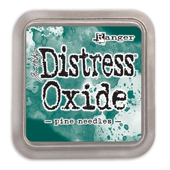 Tim Holtz Distress Oxide Ink Pad PINE NEEDLES Ranger tdo56133