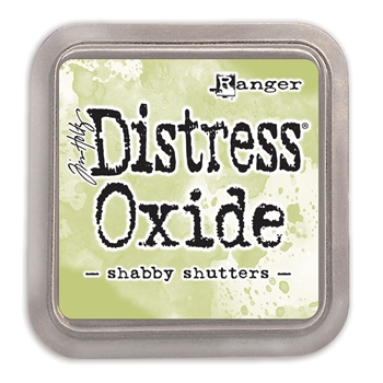 Tim Holtz Distress Oxide Ink Pad SHABBY SHUTTERS Ranger tdo56201
